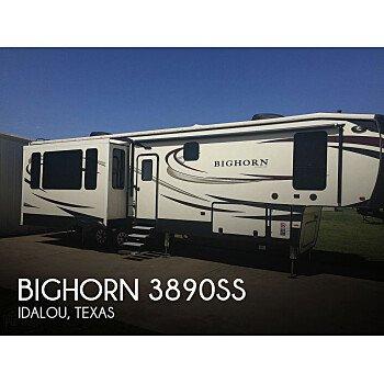 2017 Heartland Bighorn for sale 300232710