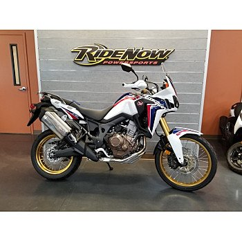 2017 Honda Africa Twin for sale 200584371