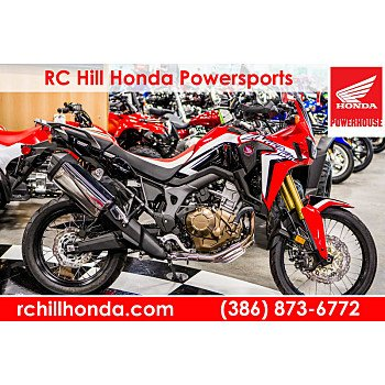 2017 Honda Africa Twin for sale 200712740