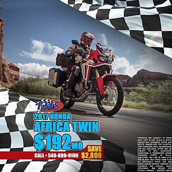 2017 Honda Africa Twin for sale 200641620