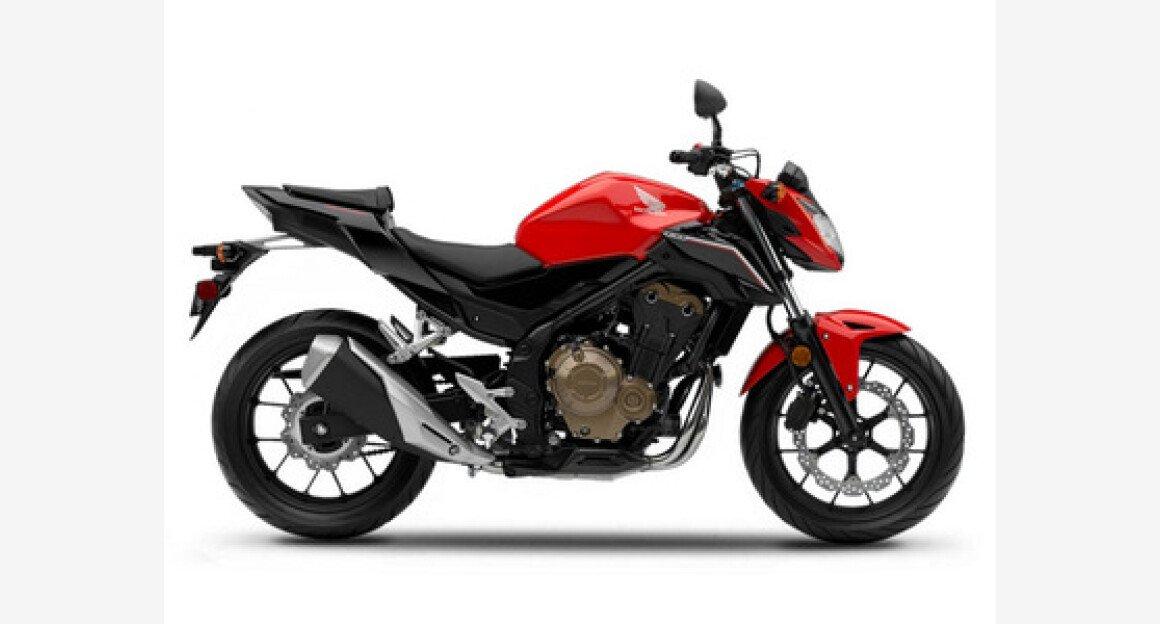 2017 Honda CB500F for sale 200592142