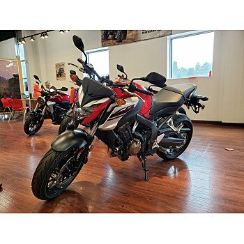 2017 Honda CB500F for sale 200643676