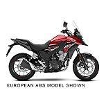 2017 Honda CB500X for sale 200803255