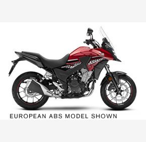 2017 Honda CB500X for sale 200803255