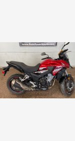 2017 Honda CB500X ABS for sale 200890070