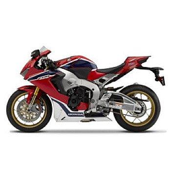 2017 Honda CBR1000RR for sale 200585002