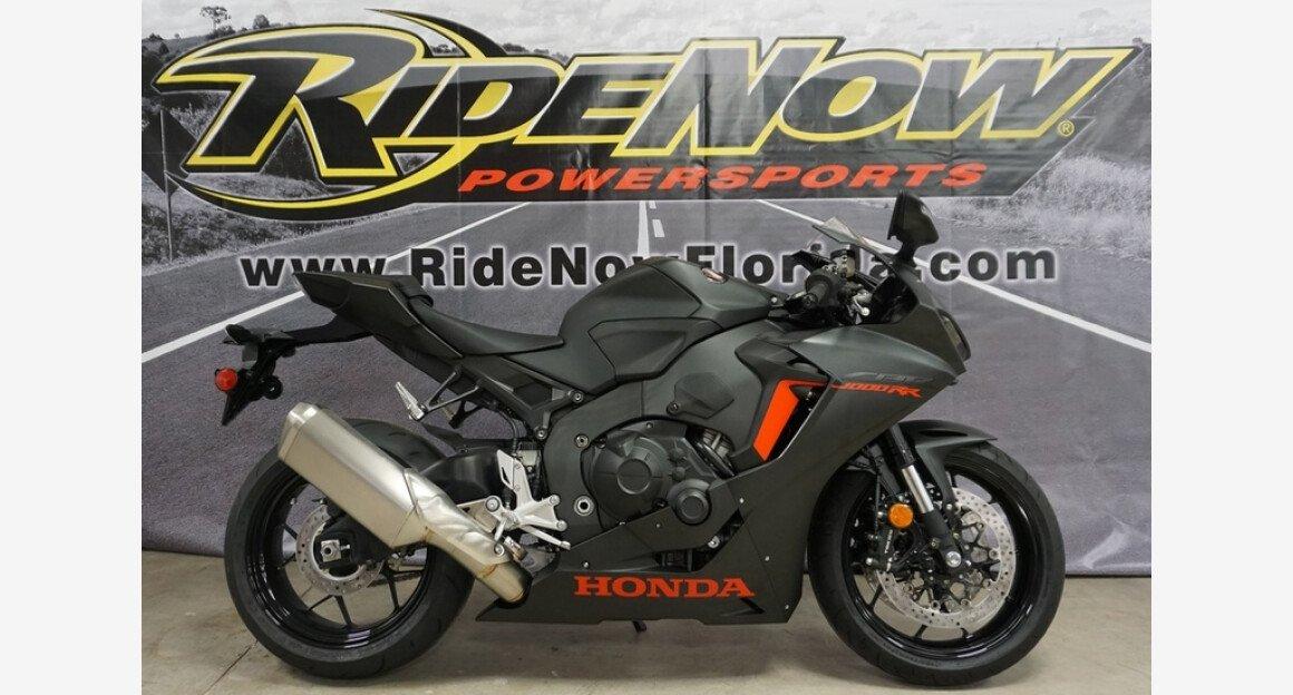 2017 Honda CBR1000RR for sale 200602948