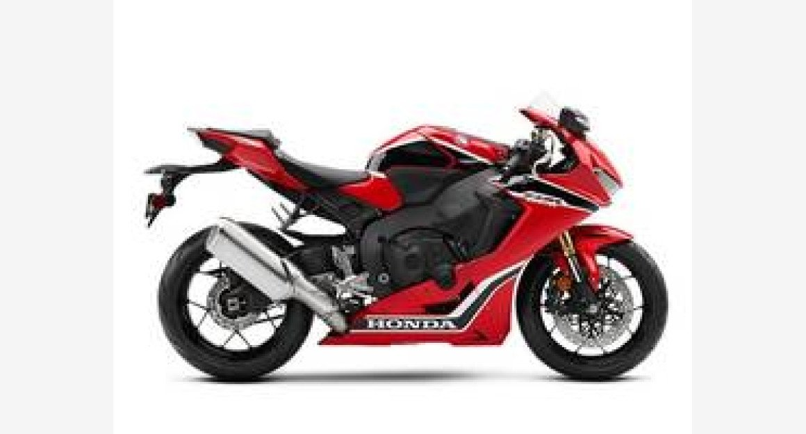 2017 Honda CBR1000RR for sale 200624602