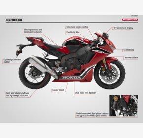 2017 Honda CBR1000RR for sale 200641434