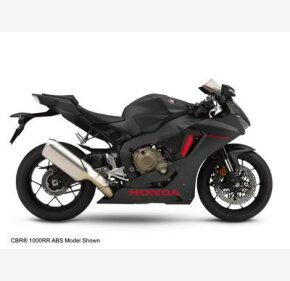 2017 Honda CBR1000RR ABS for sale 200755471