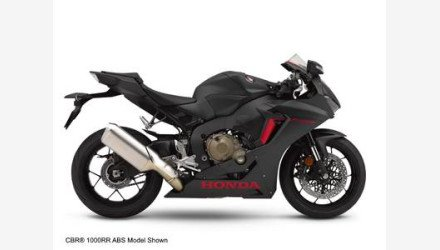 2017 Honda CBR1000RR ABS for sale 200769139
