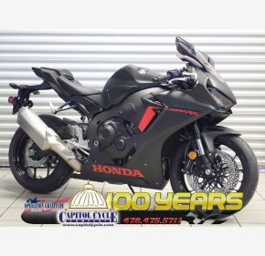 2017 Honda CBR1000RR for sale 200780434