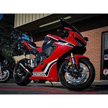 2017 Honda CBR1000RR for sale 200925886