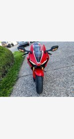 2017 Honda CBR1000RR for sale 200932223