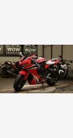 2017 Honda CBR1000RR for sale 200950668