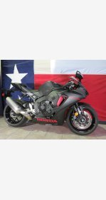 2017 Honda CBR1000RR ABS for sale 200999841