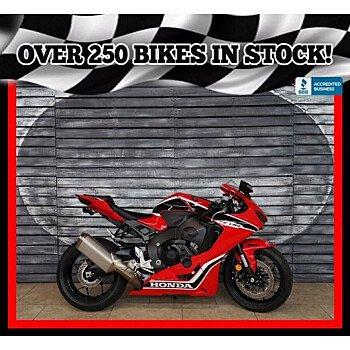 2017 Honda CBR1000RR for sale 201003655