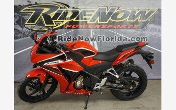2017 Honda CBR300R for sale 200570158