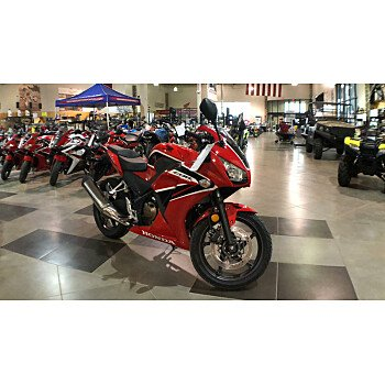 2017 Honda CBR300R for sale 200687636