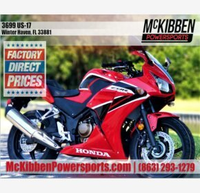2017 Honda CBR300R for sale 200748751