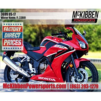 2017 Honda CBR300R for sale 200748751