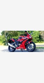2017 Honda CBR300R for sale 200799258
