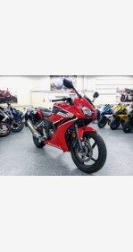 2017 Honda CBR300R ABS for sale 200886892