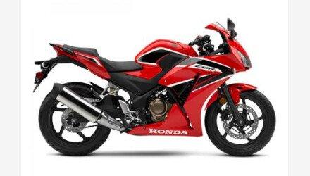 2017 Honda CBR300R ABS for sale 200944321
