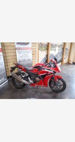 2017 Honda CBR300R ABS for sale 200945651