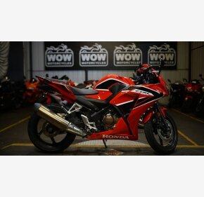 2017 Honda CBR300R for sale 201042535