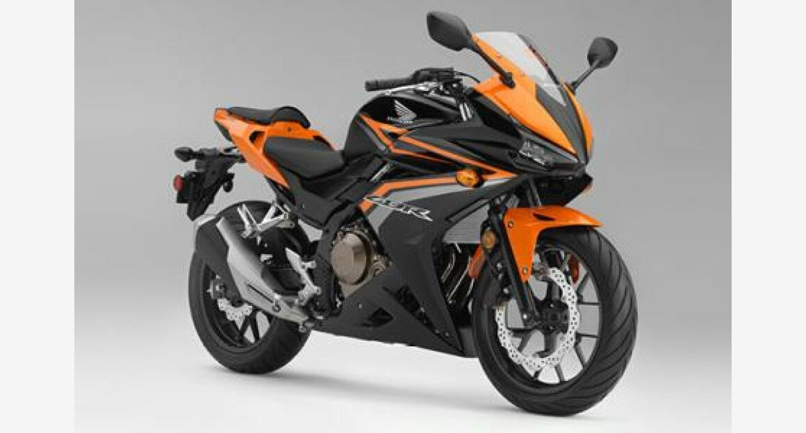 2017 Honda CBR500R for sale 200584674
