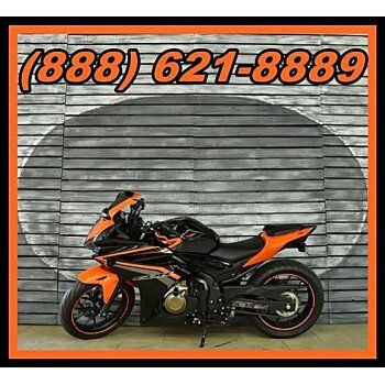 2017 Honda CBR500R ABS for sale 200672957