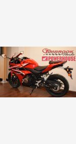 2017 Honda CBR500R for sale 200685614