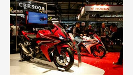 2017 Honda CBR500R for sale 200740705