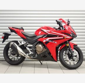 2017 Honda CBR500R for sale 200804707
