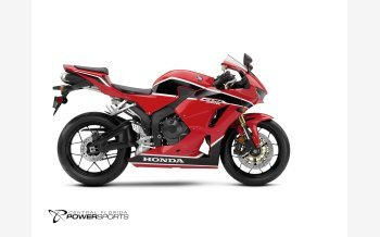 2017 Honda CBR600RR for sale 200428544