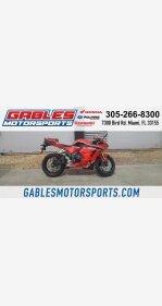 2017 Honda CBR600RR for sale 200439263