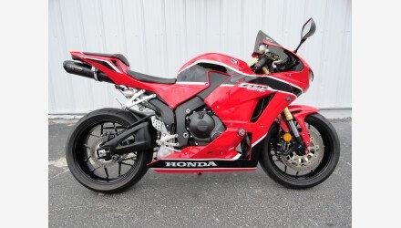 2017 Honda CBR600RR for sale 200603577