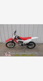 2017 Honda CRF125F for sale 200636652