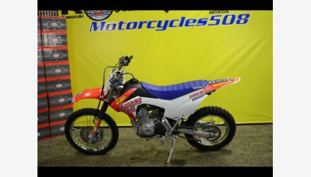 2017 Honda CRF125F for sale 200665362