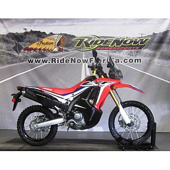 2017 Honda CRF250L for sale 200682428