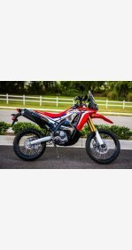 2017 Honda CRF250L for sale 200599527