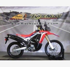 2017 Honda CRF250L for sale 200682428