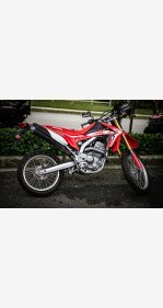 2017 Honda CRF250L for sale 200804813