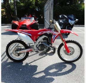 2017 Honda CRF450R for sale 200619833