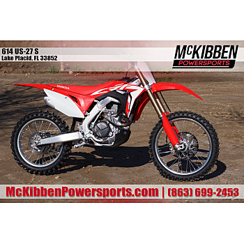 2017 Honda CRF450R for sale 200818755