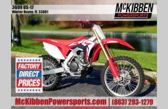 2017 Honda CRF450R for sale 200821268
