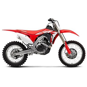 2017 Honda CRF450RX for sale 200676395