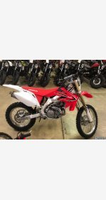 2017 Honda CRF450X for sale 200506107