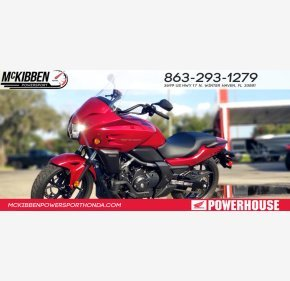 2017 Honda CTX700 for sale 200694165